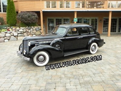 1938 Buick Century
