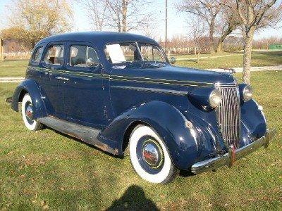 1937 Nash