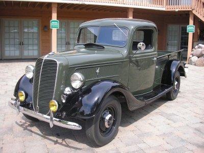 1937 ford pre 1950
