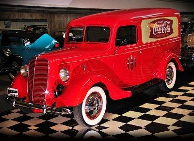 1937 ford 1 2 ton