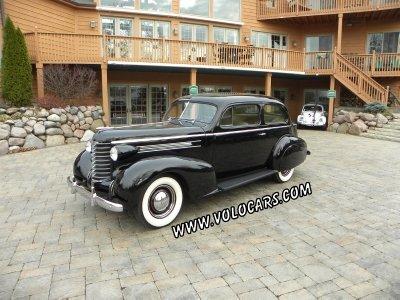 1937 oldsmobile f37