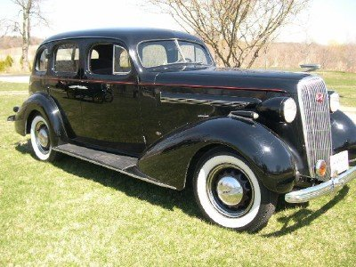 1936 buick pre 1950
