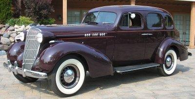1936 oldsmobile pre 1950