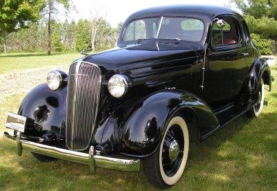 1936 Chevrolet Pre 1950