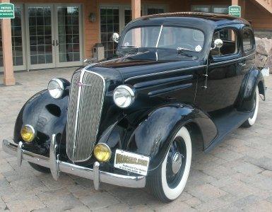 1936 Chevrolet Standard For Sale
