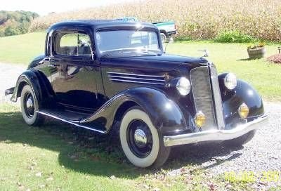 1934 buick 3 window coupe