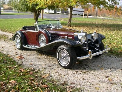 1934 Mercedes-Benz Pre 1950