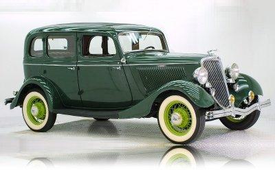 1934 ford pre 1950