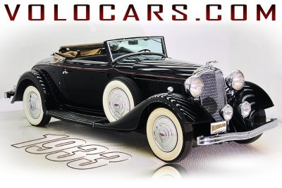1933 Lincoln Pre 1950