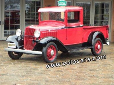 1933 ford 1 2 ton