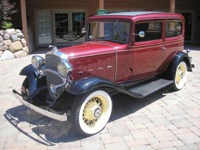 1932 chevrolet pre 1950