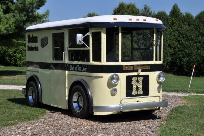 1932 Twin Coach Bread Truck