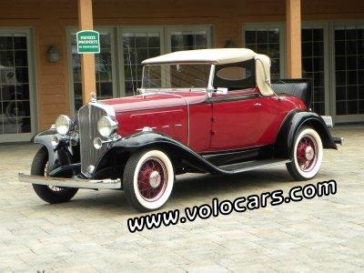 1932 Pontiac