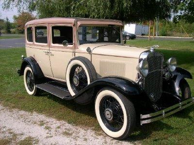 1931 chevrolet pre 1950