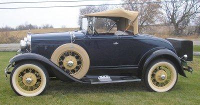 1931 ford pre 1950