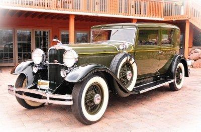 1931 Lincoln