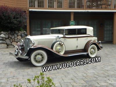 1931 Auburn 8 98 A