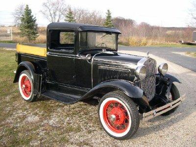 1930 ford pre 1950