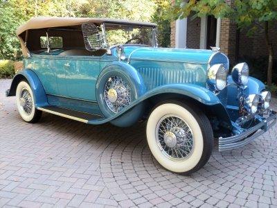 1929 Chrysler Pre 1950