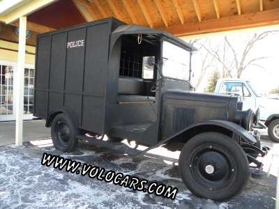 1929 chevrolet paddy wagon