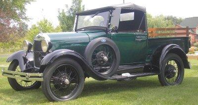 1928 Ford Pre 1950