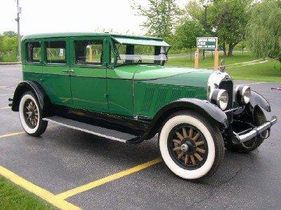 1926 auburn pre 1950