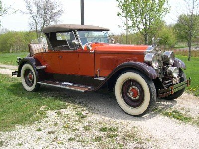 1925 Packard Pre 1950