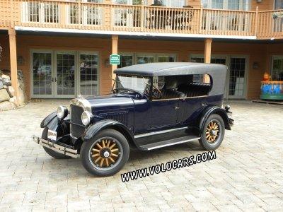 1925 Studebaker Standard Six