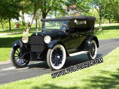 1924 dodge series 116