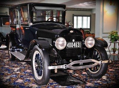1921 lincoln pre 1950