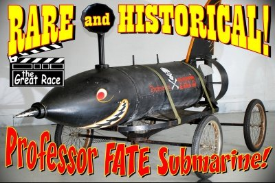 1920 Great Race Submarine