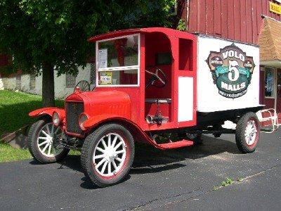 1919 ford pre 1950