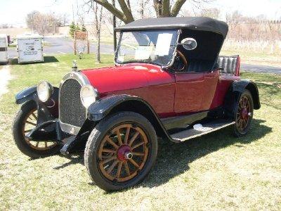 1918 Oldsmobile Pre 1950