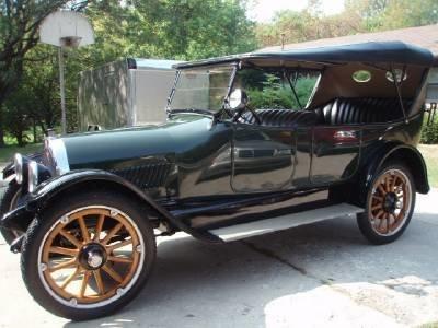 1918 Oldsmobile