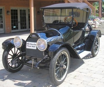 1915 chevrolet