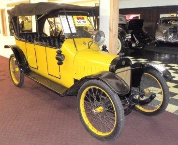 1914 woods mobilette