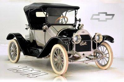 1914 chevrolet series h