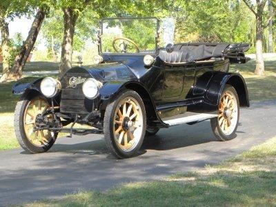 1914 Cadillac 5 Passenger
