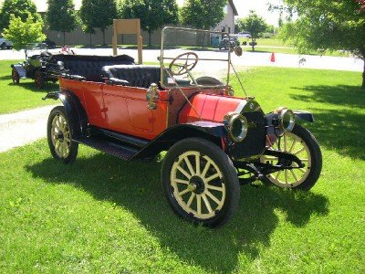 1913 krit five passenger