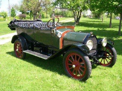 1913 Overland Pre 1950