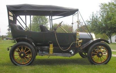 1912 Overland Pre 1950