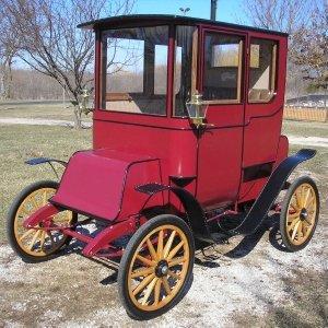 1912 studebaker flanders