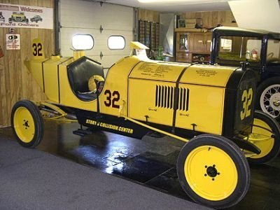 1911 marmon wasp replica car
