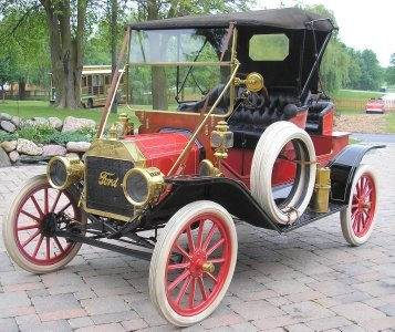 1911 Ford Pre 1950