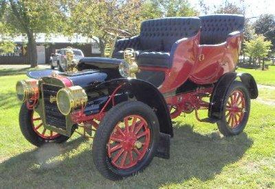 1906 cadillac series k