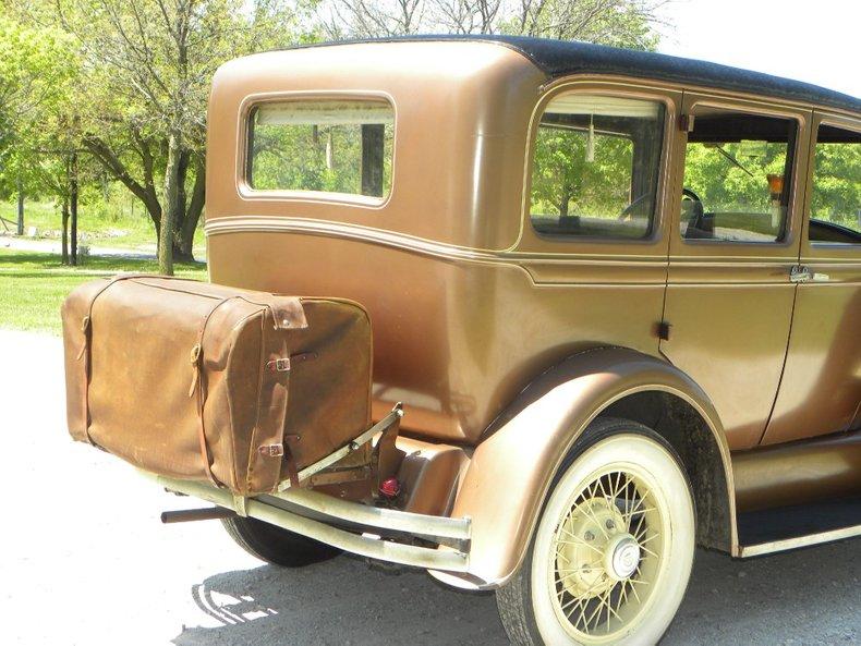 1929 Studebaker President