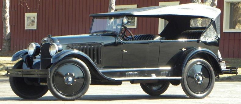 1922 Chalmers Six-30