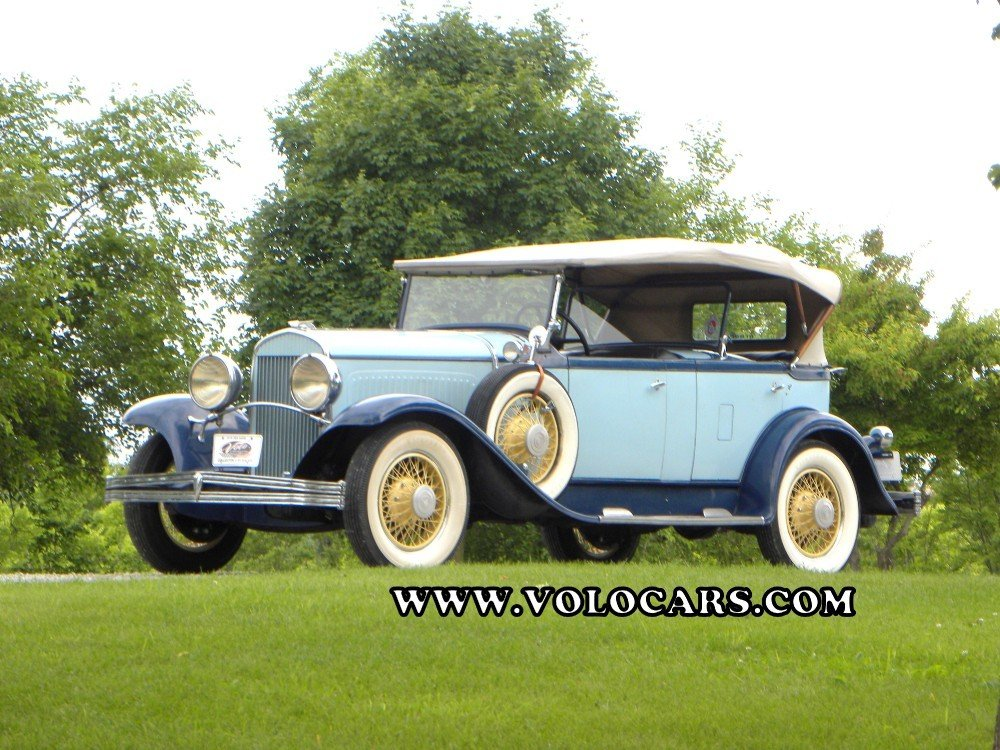 1929 chrysler
