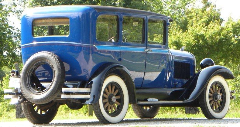 1928 Studebaker Dictator