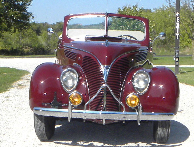 1938 Ford Model 81A